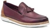 Libero Libero 8y 625 Bordo Erkek Ayakkabı Ayakkabı Casual