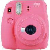 Fujifilm Instax Mini 9 Fotoğraf Makinesi Pembe
