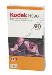 Kodak Hs90 Video Kaseti