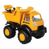 Pilsan Power Truck With Bulldozer 06 518 Kepçeli Dozerli Kamyon