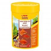 Sera Goldy 100 Ml Japon Balıkları İçin Pul Yem
