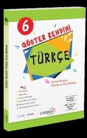 6.sınıf Türkçe Soru Bankası Çalışkan Yayınları