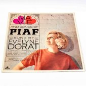 Plak Evelyne Dorat Ma Vie And Songs Of Piaf