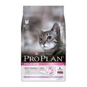 Proplan Sensitive Delicate Hindili Hassas Kedi Maması 3 Kg