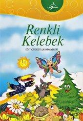 Renkli Kelebek Eğitici Dostluk Hikayeleri