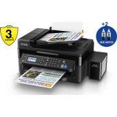 Epson L565 Color Tank Prın Sca Cop Fax