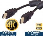 Tyfpoon Winkel 3 Metre Hdmı Filitreli Kablo