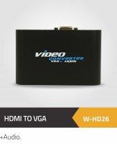 Winkel Hdmı To Vga +audio