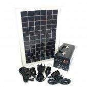Tayfun Portatif Güneş Enerli Set
