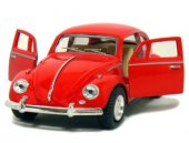 Metal Mini Woswos Çek Bırak Oyuncak Araba