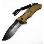 Columbia Fst 3000 B Usmc Paracord Tactical Knife Ç...