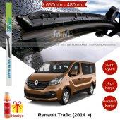 Renault Trafic Silecek Takımı 2014 Ve Üzeri (Mtm95 202)
