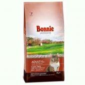 Bonnie Dana Etli Kedi Maması 15 Kg Yetişkin Kedi Maması