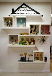 Aden Lake Montessori Kitaplık Raf
