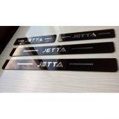 Jetta Plastik Kapı Eşiği (4lü Set)