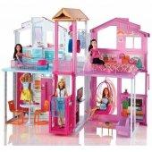 Barbie Muhteşem Malibu Evi Barbienin Evi Oyuncak Büyük Oyun Evi