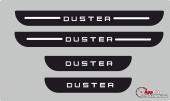 Dacia Duster Plastik Kapı Eşiği (4lü Set)