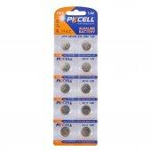 Pkcell Süper Alkalin Düğme Pil Ag10 Lr54 389 10lu