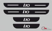Hyundai İ10 Plastik Kapı Eşiği (4lü Set)