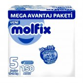 Molfix 5 Beden Junior 11 18 150 Adet