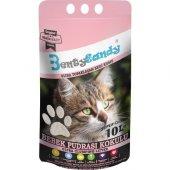 Benty Sandy Ultra Topaklaşan Kedi Kumu(Bebek Pudrası Kokulu) 10l