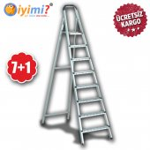 Iyimi 1. Kalite Merdiven 3 4 5 6 7 Basamaklı