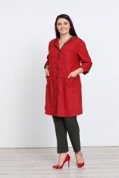 Modailgi Simore Tunik Kırmızı