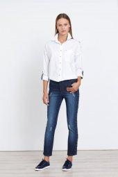 Modailgi Luanda Gömlek Beyaz