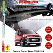 Peugeot Partner Tepee Silecek Takımı 2010 2016 (Mtm95 400)