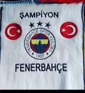 Fenerbahçe Amblemli Duvar Panosu