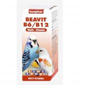 Beaphar Beavit B6 B12 Kuşlar İçin Multi Vitamin 50 Ml