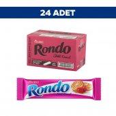 ülker Rondo Çilek Bisküvi 76 Gr X 24