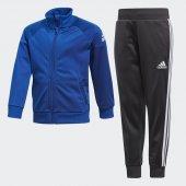 Adidas Dj1523 Lb Kn Tracksuıt Çocuk Eşofman Takımı
