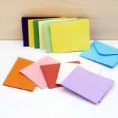 Platin Rz004 Renkli Zarf Karışık Renklerde 7x9 Cm 90 Gr 1000 Li (