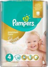 Prima Premium Care 4 Beden Maxi Tekli Paket 20 Adet