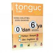 Tonguç 0dan 6a Konu Anlatımlı Sözel Soru Bankası