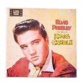 Plak Elvıs Presley Hal Wallıs King Creole 33 Lük