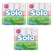 Solo 32 Li Parfümlü Tuvalet Kağıdı 96 Adet
