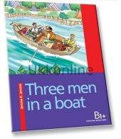 Three Men İn A Boat B1+ Ydspublıshıng