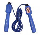 Dunlop Numaratörlü Atlama İpi Plastik Saplı Mavi