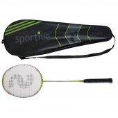 Sportive Graphite Badminton Raketi + Tam Kılıf