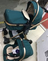 Baby2go Power Gold Travel Sistem Bebek Arabası