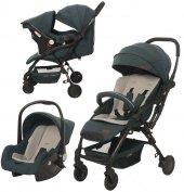 Baby2go Lindo 8045 Travel Sistem Bebek Arabası