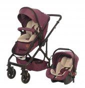 Baby2go Spring Travel Sistem Bebek Arabası (3 Renk)