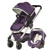 Baby2go 8046 Caromio Mor Bebek Arabası