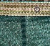 Golgelik File 95 &#039 Lik 1,5x7 10,5 M2 Gölgeleme Filesi Çit Filesi Çit Örtüsü Gölgelik Örtü Görüntü Kesme Filesi Gölgelik Kumaş