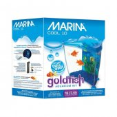 Marina 7000 13379 Goldfish Kit Mavi Kit 6,7 Lt