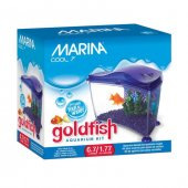Marina 7000 13383 Goldfish Kit Eflatun 10 Lt