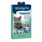Biokats Kedi Kumu Hijyen Torbası 2xl 55x45 Cm 12 Adet