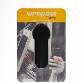 Wrapsol Tictong Telefon Tutucu Siyah